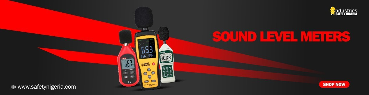 Buy Sound Level Meters Online   PPEs Safety Shop   Suppliers Price
