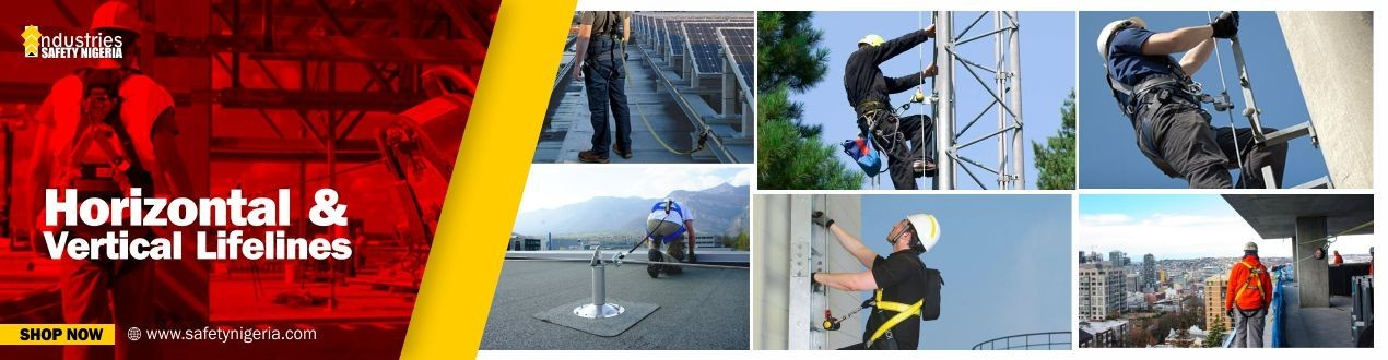Horizontal & Vertical Lifelines | Buy Fall Protection Product | Supplier