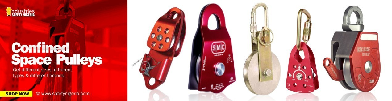 Confined Space Pulleys Equipment | Buy Online | Suppliers Price