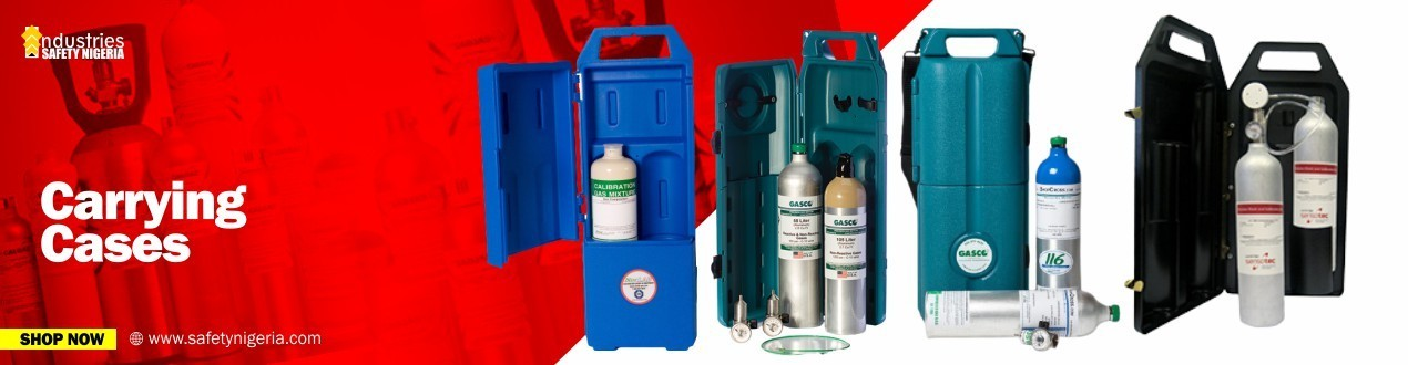 Buy Gas & Detectors Carrying Cases Online   Gas & Detector Suppliers
