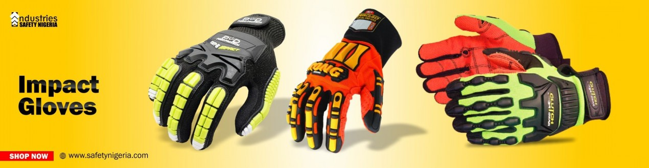 Buy Impact Safety Hand Gloves | Hand Protection Shop | Suppliers Price