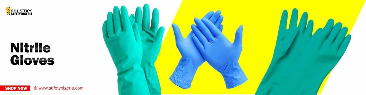 Buy Nitrile Safety Hand Gloves | Hand Protection Shop | Suppliers