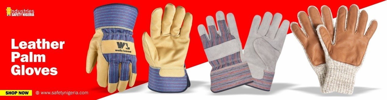 Buy Leather Palm Hand Gloves | Hand Protection Shop | Suppliers Price