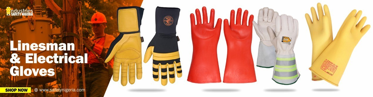 Buy Linesman & Electrical Hand Gloves | Hand Protection Shop Suppliers