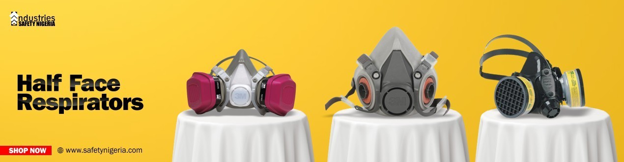 Buy Half Face Nose Mask Respirator Online | Respiratory Mask Suppliers