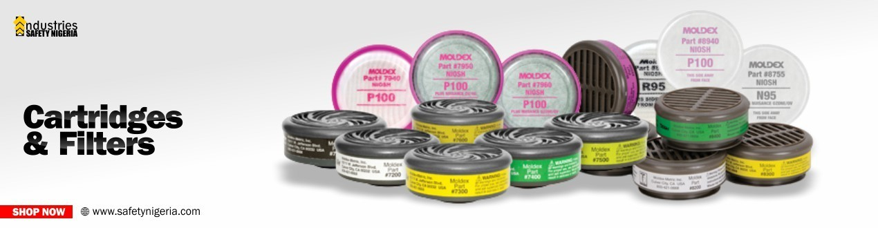 Respirator Cartridges & Filters | Buy Respiratory Online | Supplier