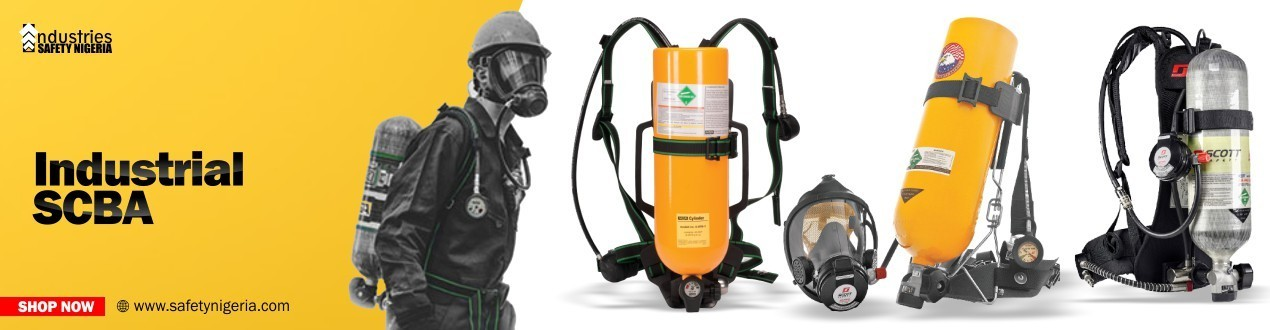 Industrial SCBA Respiratory | Buy self-contained breathing apparatus