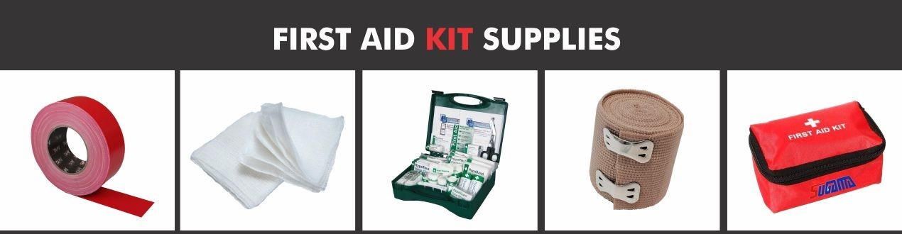 First Aid Kit Supplies & Refills | Buy Online | Supplier | Store Price