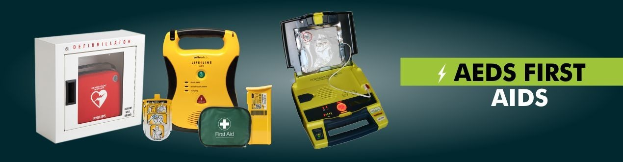AEDs First Aids | Automated external defibrillators  Supplier - Price