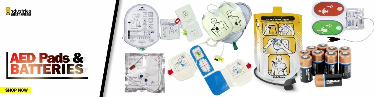 AED Pads & Batteries | Accessories | Buy Online | Suppliers | Price
