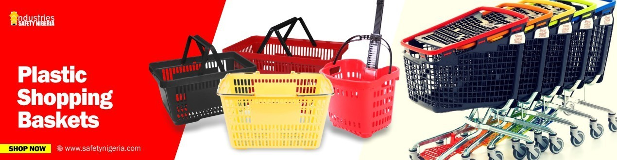 Buy Plastic Shopping Baskets in Nigeria   suppliers   order online