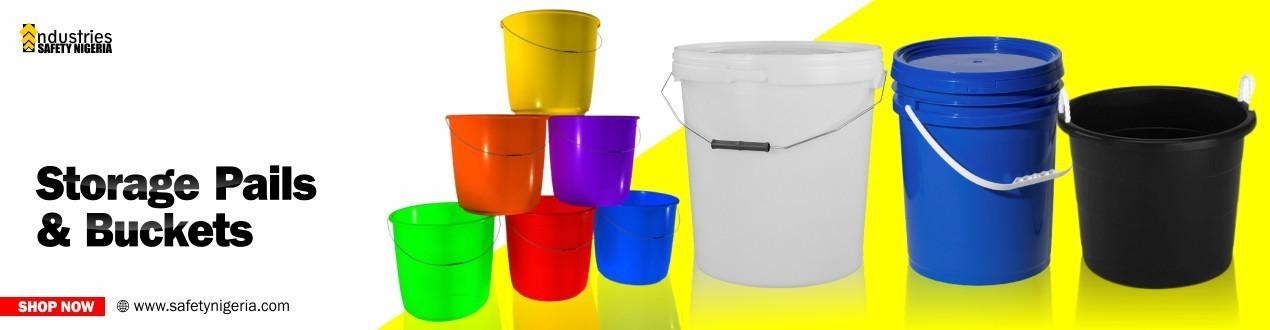 Buy Storage Pail and Bucket in Nigeria   Bucket suppliers   shop Online