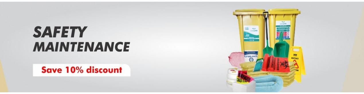 Shop Safety Maintenance Online - Supplier - Price - Maintenance Kit