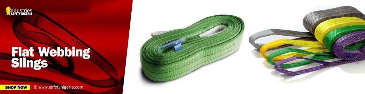 Buy Flat Webbing Lifting Slings - Material Handling | Suppliers Price