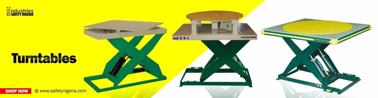 Buy Turntable Lifting Equipment in nigeria | Turntable Suppliers