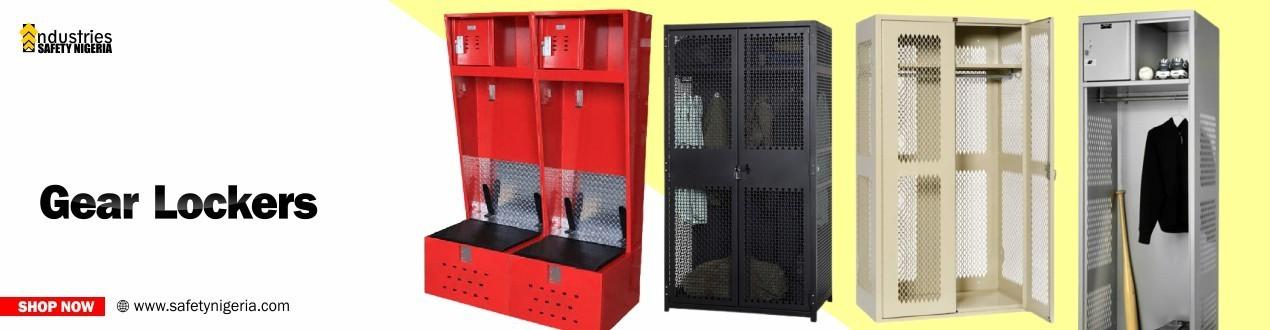 Buy Industrial Security Gear Lockers | Security Shop | Suppliers Price