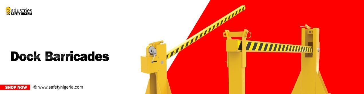 Buy Dock Barricade Online | Loading Dock Equipment | Suppliers Price