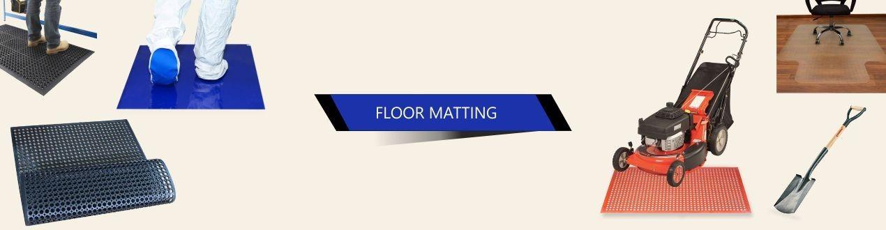 Floor Matting – Ground Maintenance - Buy Online - Supplier - Price