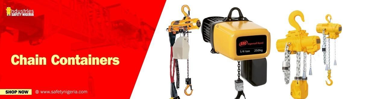 Buy Chain Container Hoist Equipment   Supplier in Nigeria Shop
