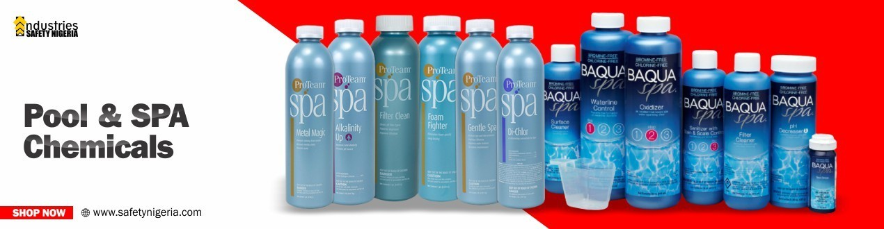 Buy Pool, SPA Cleaning Chemical Online   Suppliers in Nigeria Shop