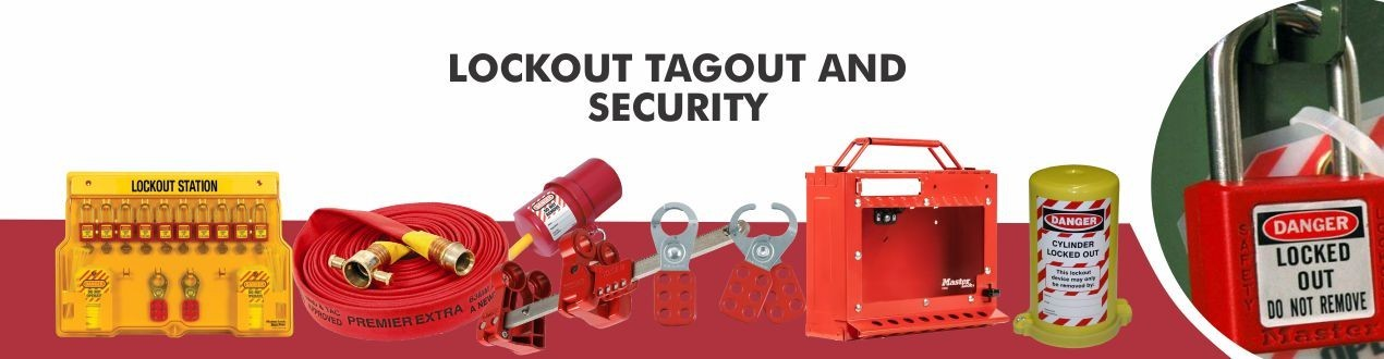 Buy Lockout Tagout & Security Online | Loto Kit Suppliers Store Price