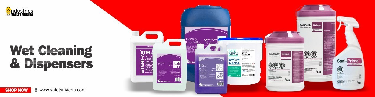 Buy Wet Cleaning and Dispenser Cleaning Chemical | Suppliers in Nigeria