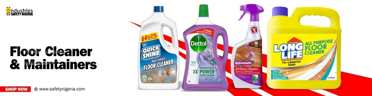 Buy Floor Cleaner Maintainer | Floor Cleaning Shop | Suppliers in Nigeria