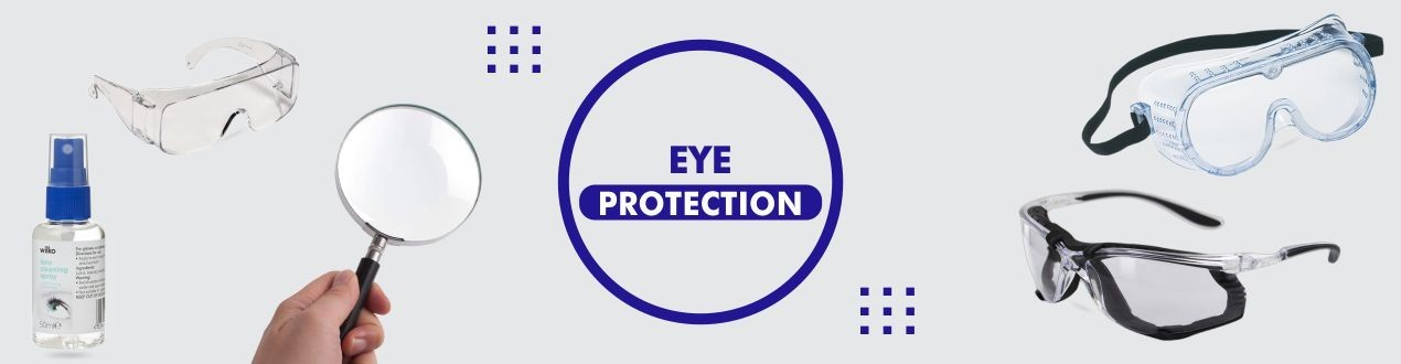 Buy Safety Eye Glasses Online | PPE Suppliers Shop | Goggles | Eyewear