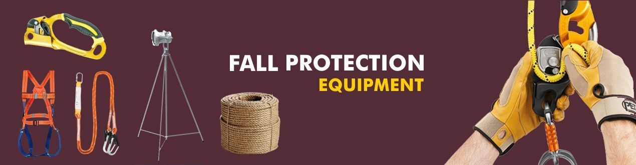 Fall Protection Equipment & Safety Harness | Buy Online - Supplier
