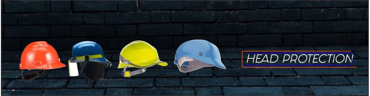 Head and Face Protection | PPE | Worker Health & Safety - Supplier Price