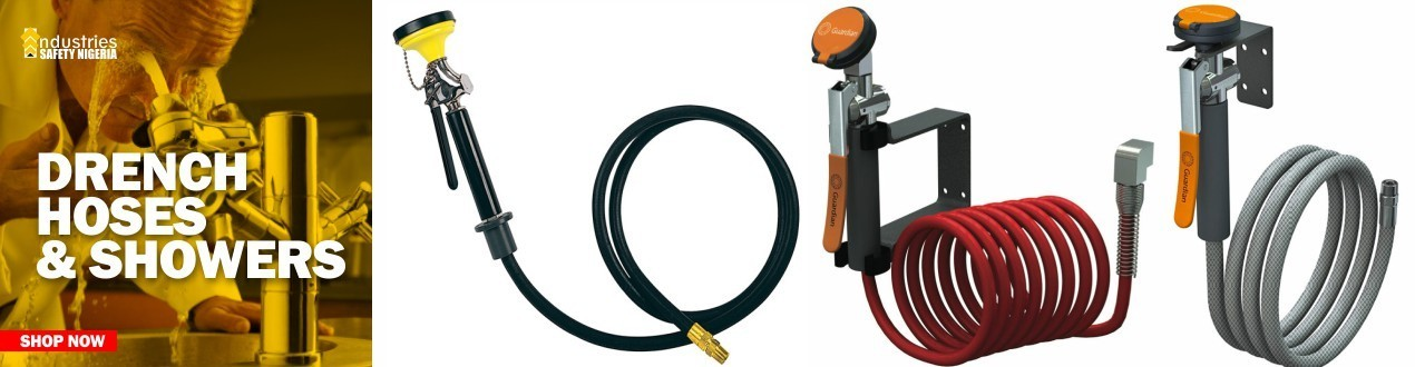 Drench Hoses & Showers - Emergency Eye Wash | Suppliers | Store Price