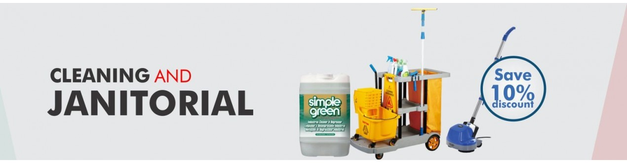 Cleaning and Janitorial Products - Buy Online - Supplier - Price - Store