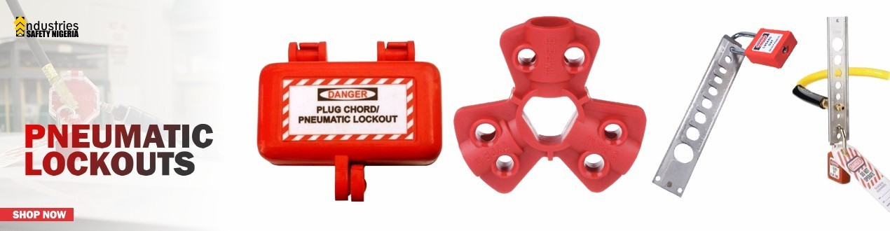 Buy Pneumatic Lockouts Tagout Online - Nigeria Suppliers Store Price