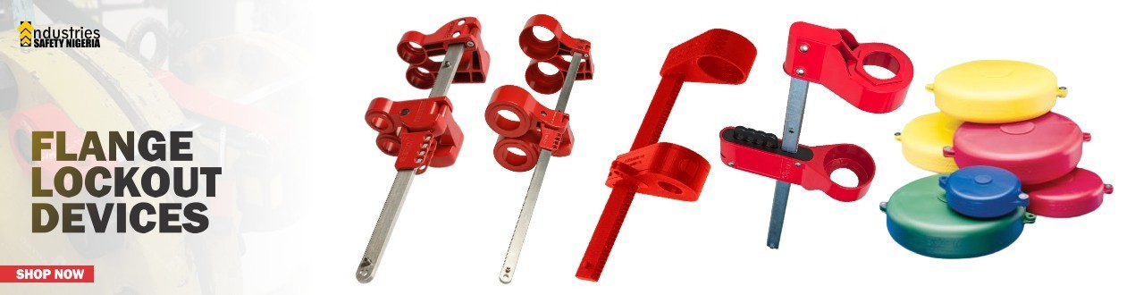 Buy Flange Lockout Tagout Devices Online - Nigeria Suppliers Store Price