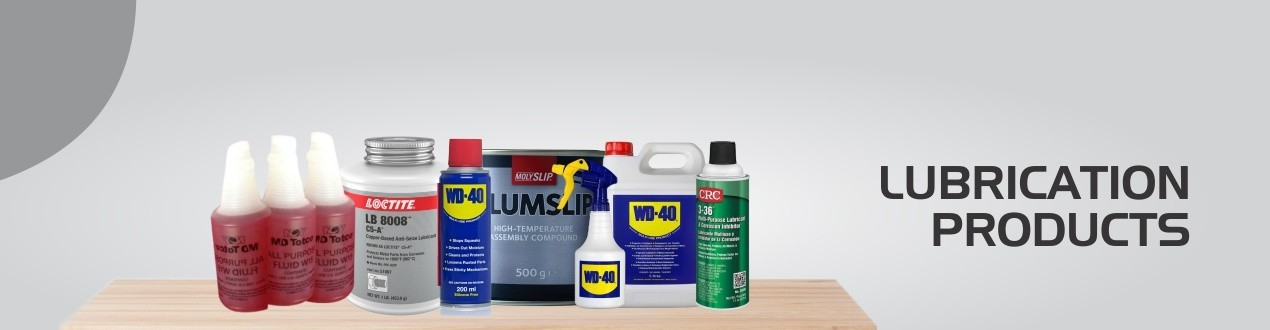 Buy Lubrication Products - Industrial Supplies - Supplier - Store Price
