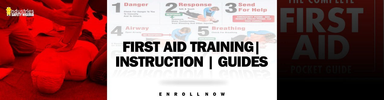 Buy First Aid Training Guides and Manuals Online - Safety Shop