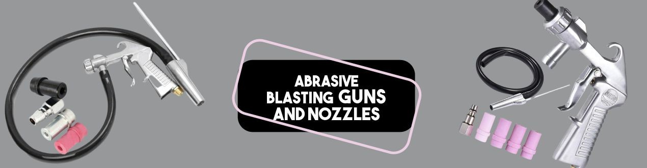Buy Abrasive Blasting Guns and Nozzles Online - Suppliers Store Price