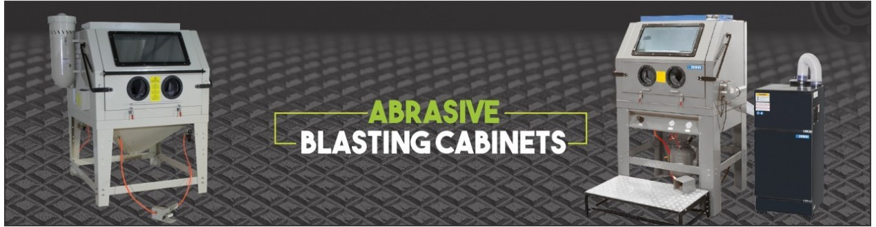 Buy Pneumatic Abrasive Blasting Cabinets Tools Online | Suppliers Price