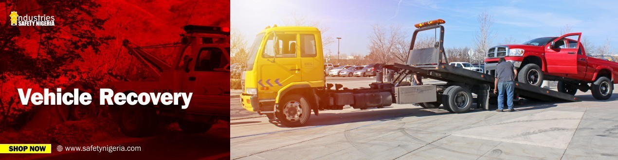 Buy Vehicle Recovery Two Straps - Lifting Equipment - Suppliers Price