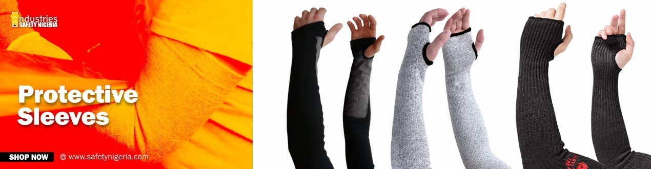 Buy Protective Arm Sleeves - Hand and Arm Protection - Suppliers