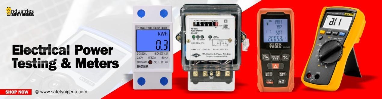 Buy Electrical Power Testing & Meters Online   Suppliers Store Price