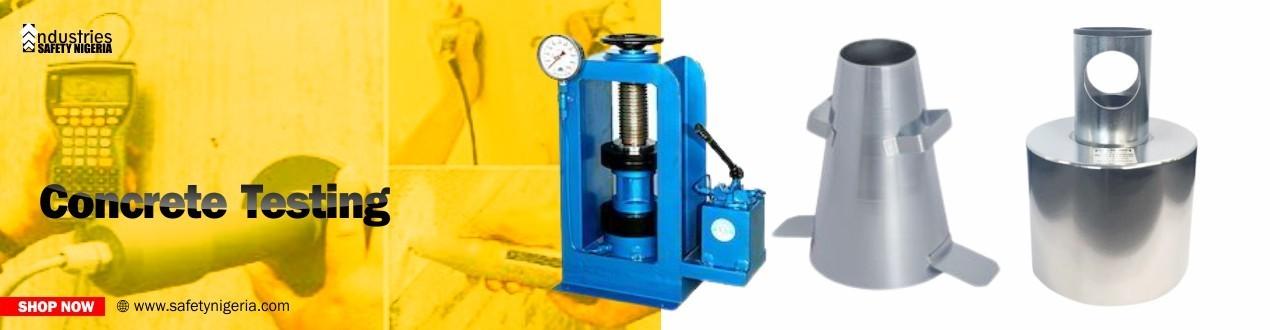 Buy Concrete Testing Online - Test Instrument Shop - Suppliers Price