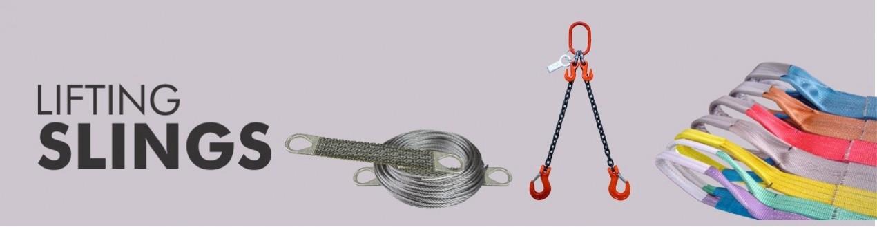Buy Rigging slings and lifting slings - Material Handling - Supplier