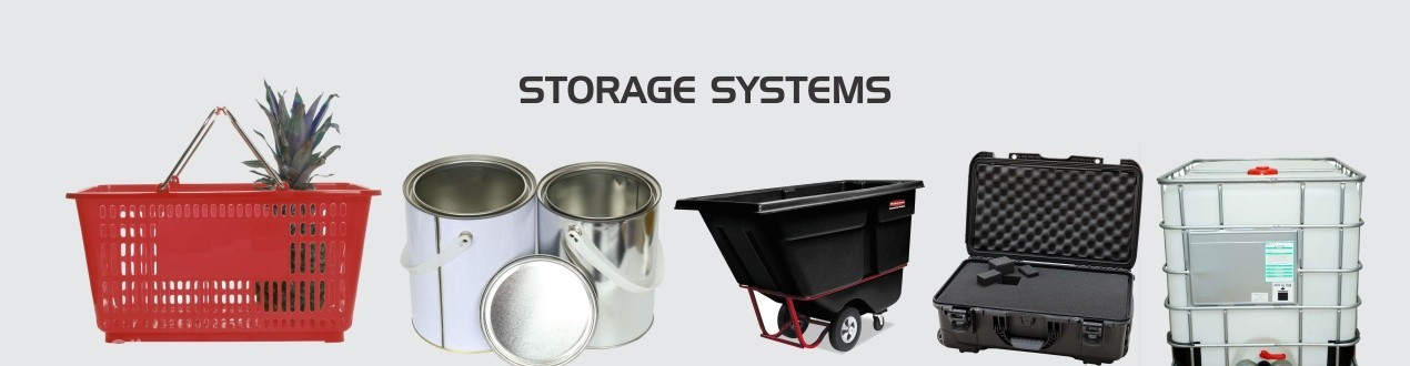 Buy Storage Systems & Units – Material Handling Products & Service - Supplier