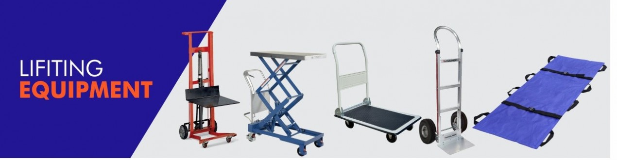 Shop Lifting Equipment Products – Material Handling – Supplier - Price