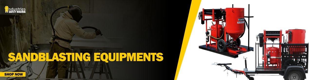 Buy Sandblasting Equipment – Tools Online | Suppliers | Store Price