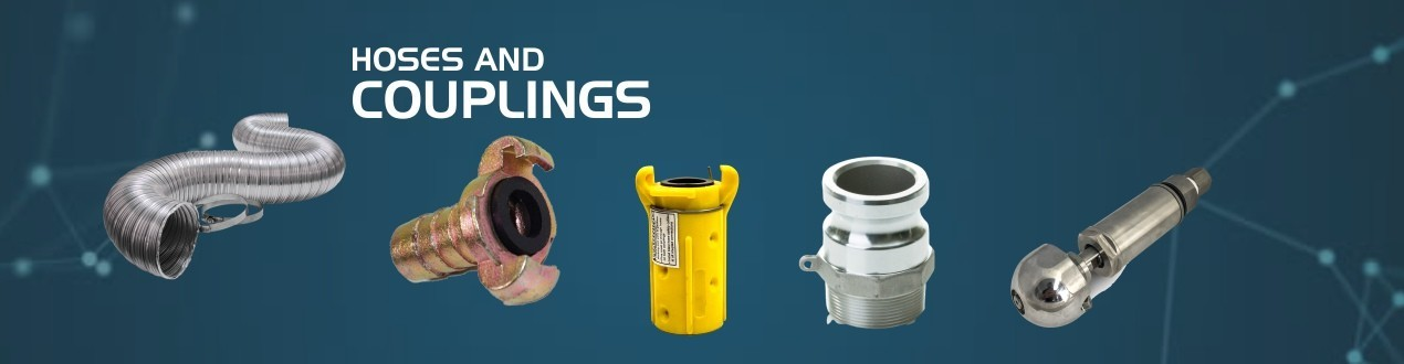 Industrial Hose Fittings and Couplings – Buy Online - Supplier - Price
