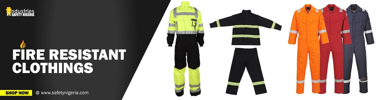 Fire Resistant Clothings