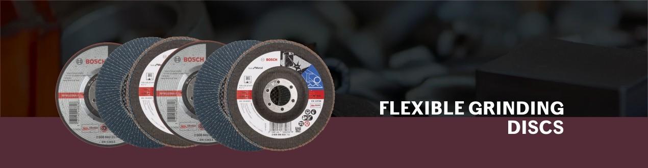 Flexible Grinding Discs