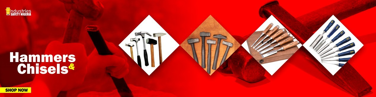Hammers, Files & Chisels